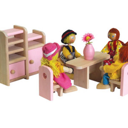 Doll House Furniture- Dinning Room