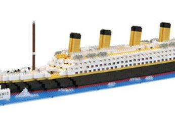 Nano Block Titanic