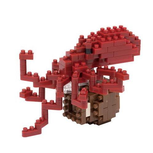 Nano Block Octopus