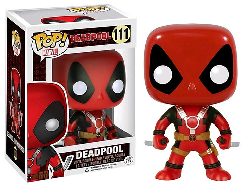 Pop! Vinyl - Deadpool - Two Swords