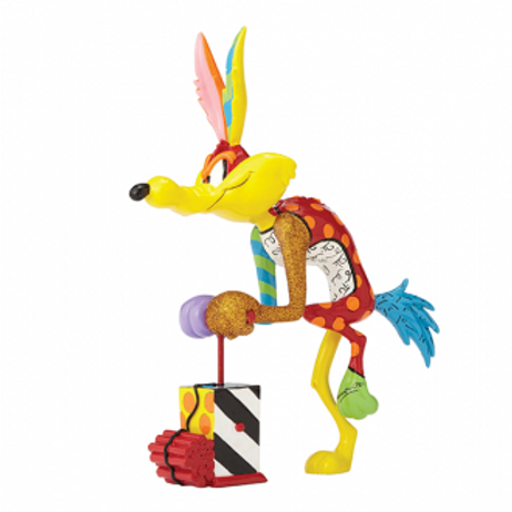 Looney Tunes Britto- Wile E. Coyote