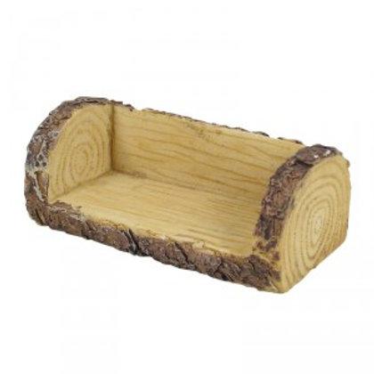 Large Fairy Log Seat