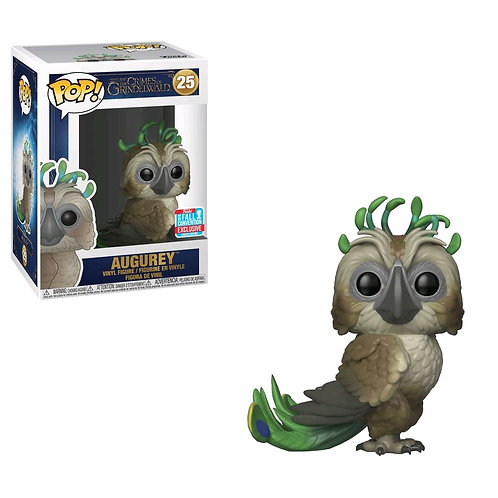 Fantastic Beasts 2: The Crimes of Grindelwald - Augurey NYCC 2018 Exclusive Pop!