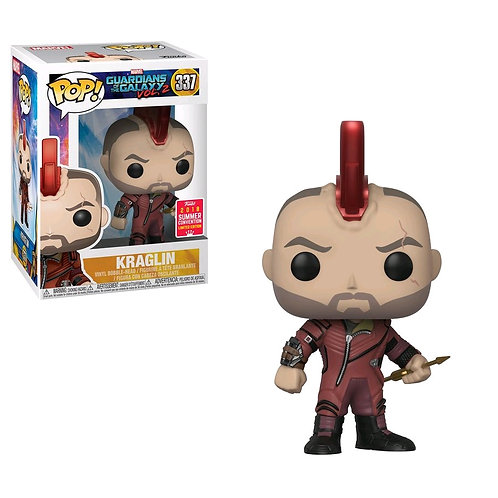 Guardians of the Galaxy: Vol. 2 - Kraglin SDCC 2018 US Exclusive Pop! Vinyl [RS]