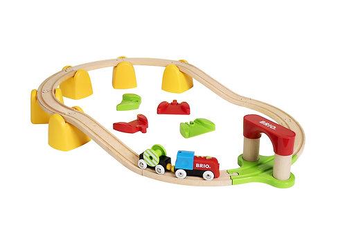 My First Railway Battery Train Set