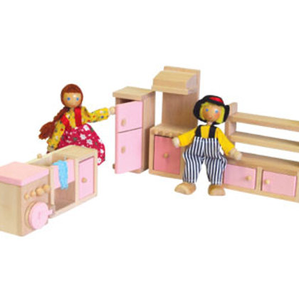 Doll House Furniture - Kitchen