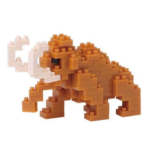 Nano Block Mammoth