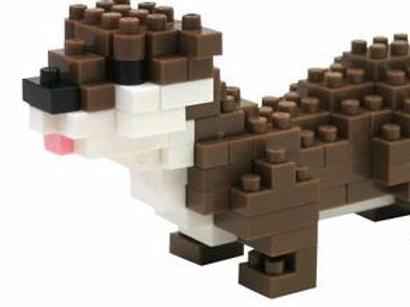 Nano Block Small-Clawed Otter