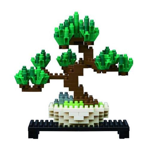 Nano Block Pine Bonsai