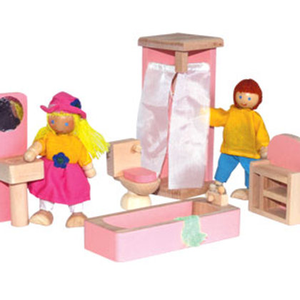 Doll House Furniture - Bathroom