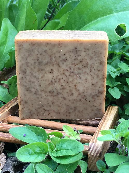 Coffee & Vanilla Soap