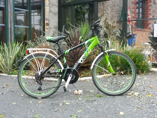 Vélo enfant VTC 24'
