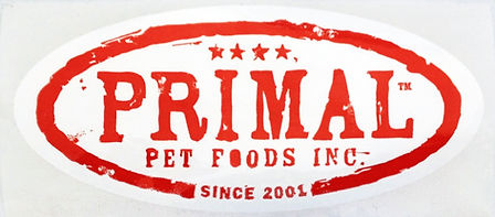 Primal raw dog and cat food