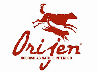 Orijen dog and cat food