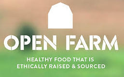 Open Farm dog and cat food