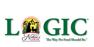 Natures Logic dog and cat food