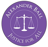 Alexander Ball Justice for ALL Justice of the Peace