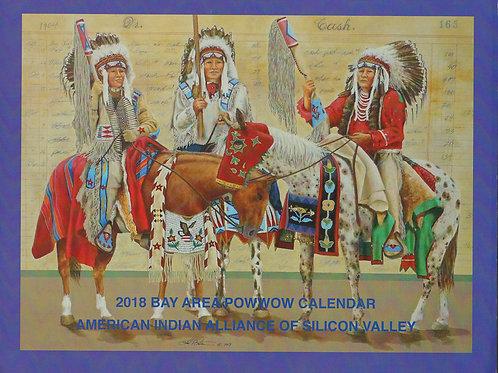 2018 Pow Wow Calendar