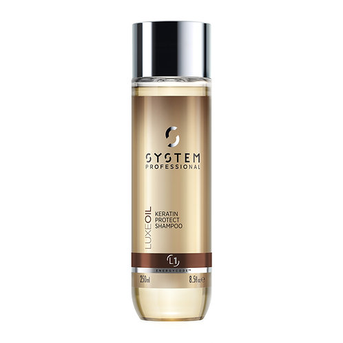 Luxe Oil Keratin Protect Shampoo 250ml