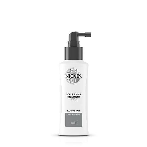 Nioxin #1 Scalp & Hair Treatment 100ml