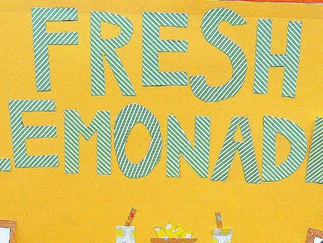 Lemonade Stands and What Kids Know About Qualifying Leads