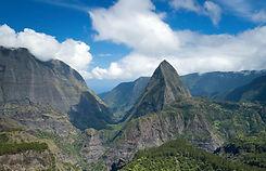 Survol Ile Réunion