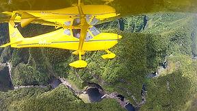Ile de la Réunion ULM