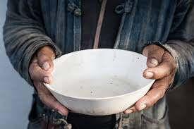 A fome aumenta 43,7% em cinco anos no Brasil