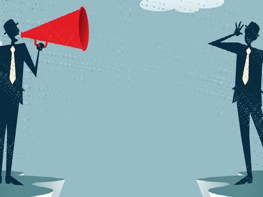 Marketing institucional - Política de comunicação das organizações