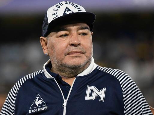 Morre Diego Maradona, o maior ídolo da Argentina