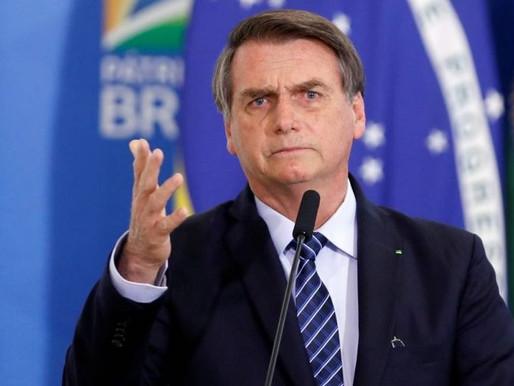 Bolsonaro desiste do Renda Brasil e ameaça demitir