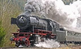 E se a locomotiva para?