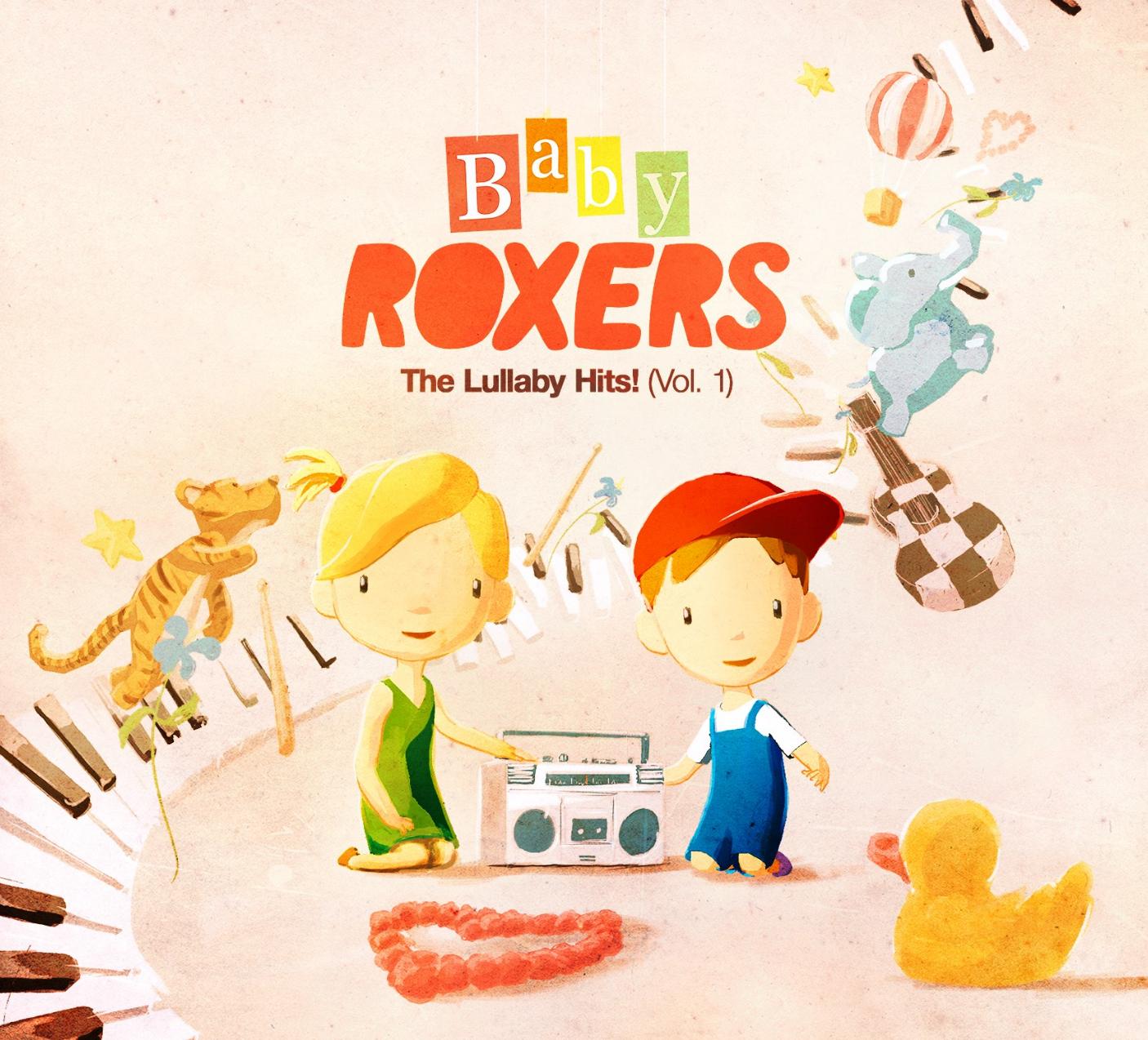 BBW Release Baby Roxers!