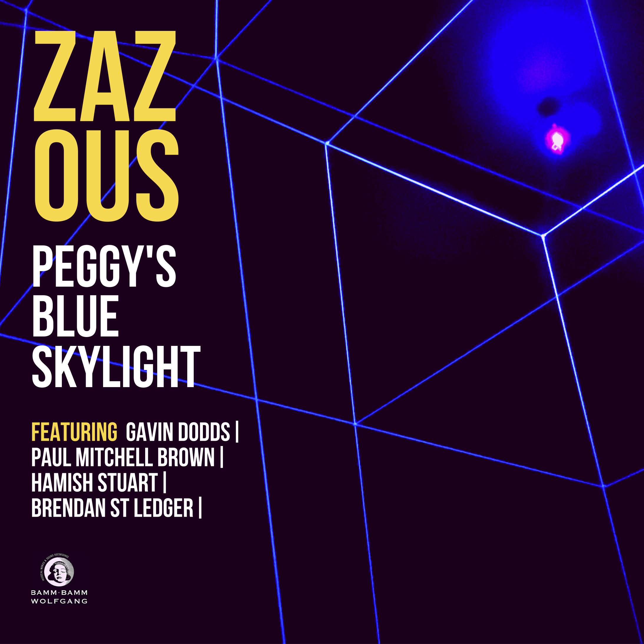 """Peggy's Blue Skylight"" OUT NOW!"