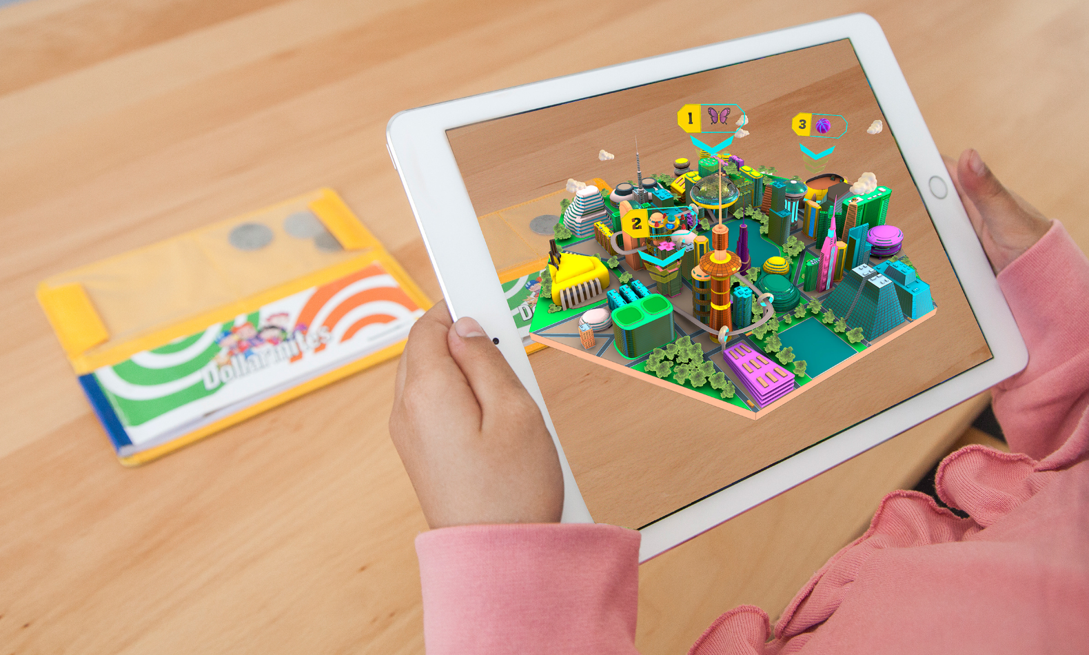 Augmented Reality for CommBank