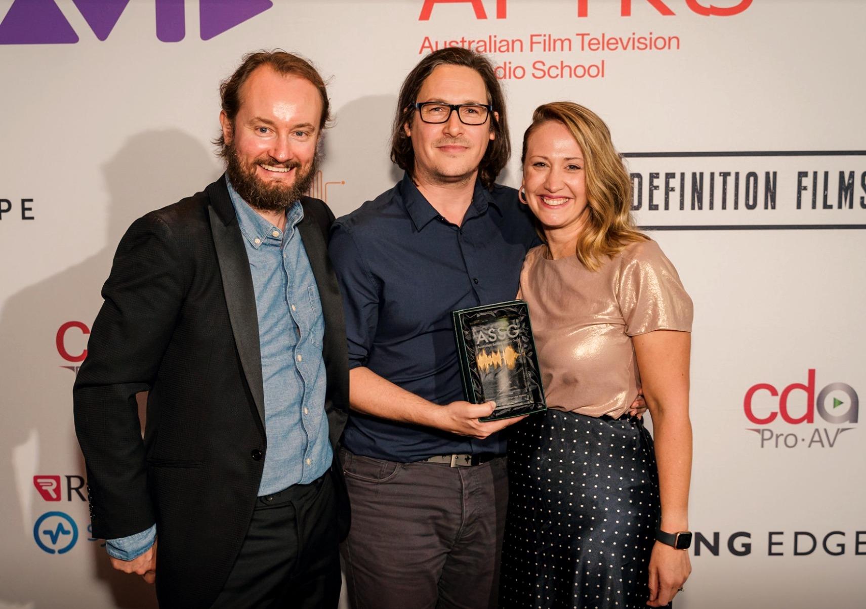 ASSG Award for Best Sound