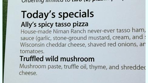 """Tasso """"Ham""""*"""