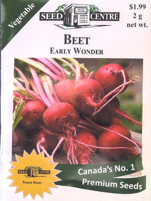 Beet Early Wonder