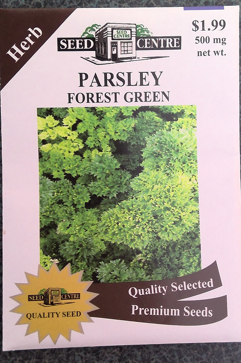 Parsley Forest Green (Herb)