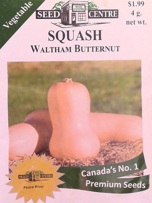 Squash Waltham Butternut