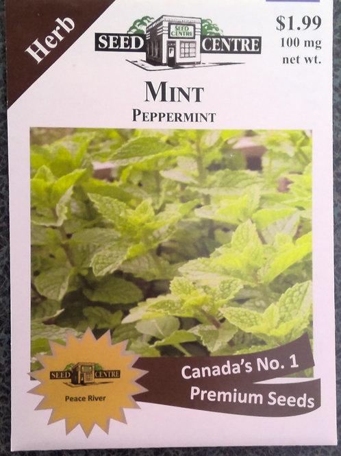 Mint Peppermint (Herb)
