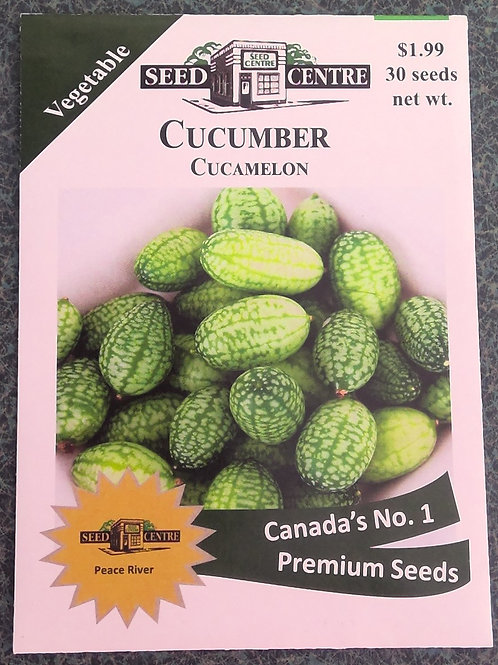 Cucamelon Cucumber