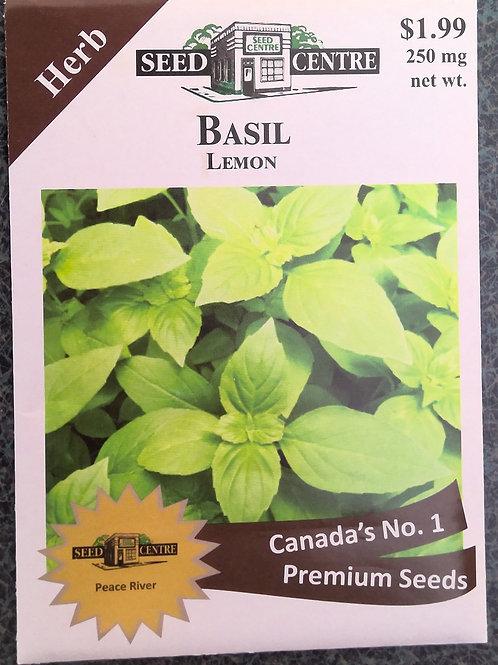 Basil Lemon (Herb)