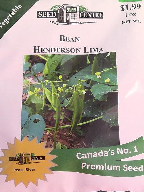 Bean Henderson Lima