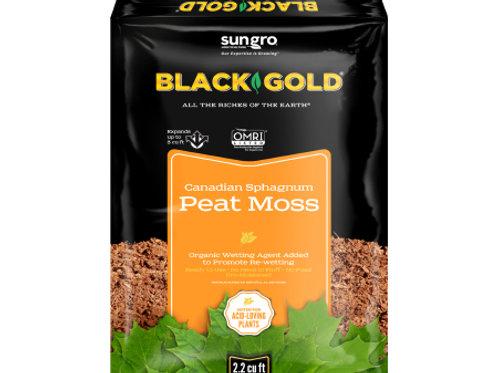Black Gold Peat Moss