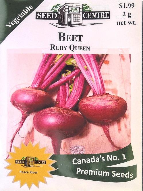 Beet Ruby Queen