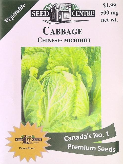 Cabbage Chinese Michihili