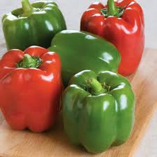 Sweet Bell Pepper Combination