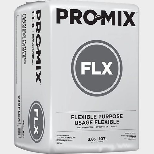 Pro Mix FLX Potting/Container Mix (Water holding Gel)