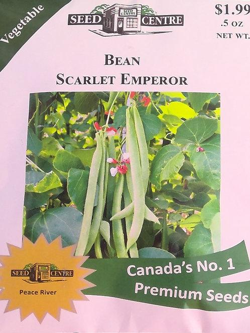 Bean Scarlet Emporer